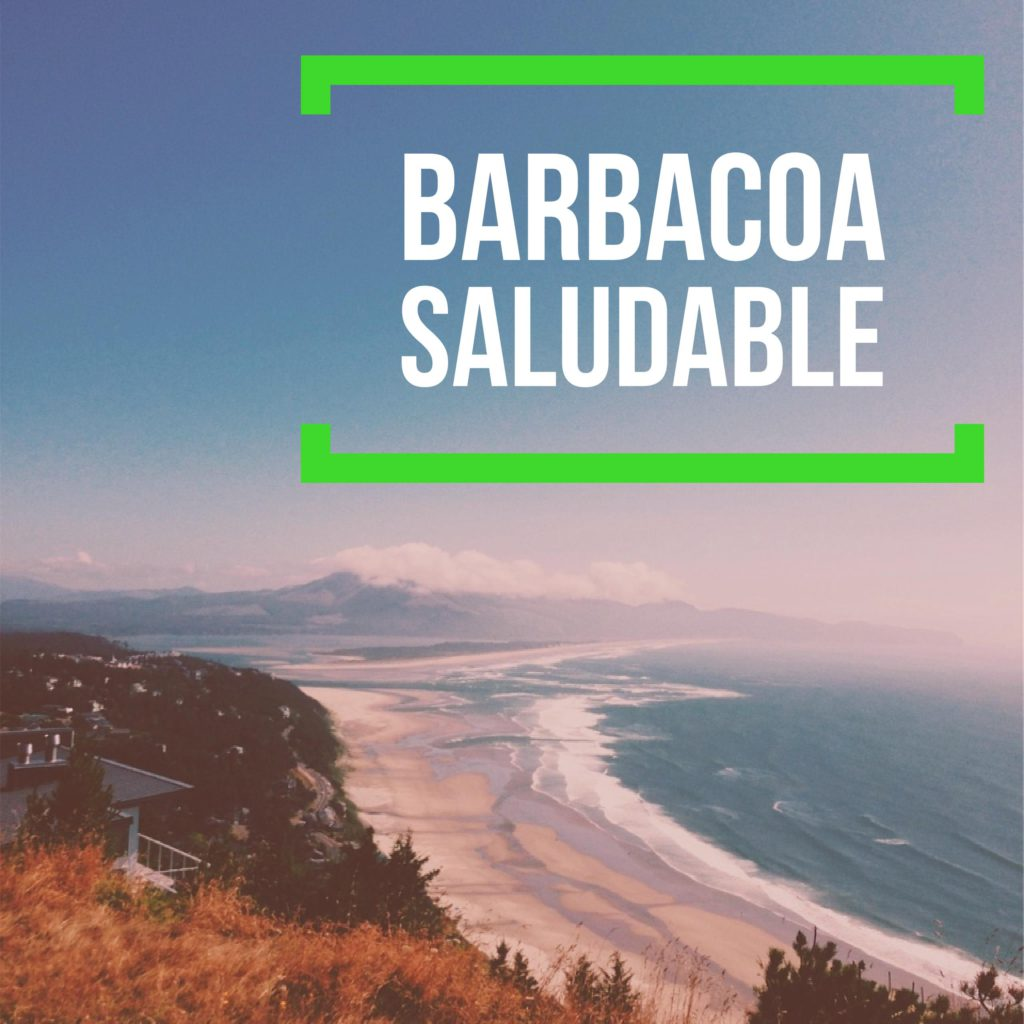 barbacoa saludable